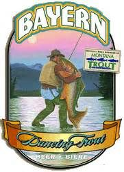 beer with trout on label - - Yahoo Image Search Results
