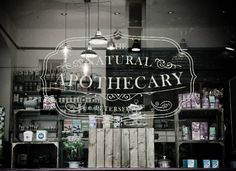 Fresh Apothecary | The Natural Apothecary Health Food Shop and Cafe Restaurant Reviews ...