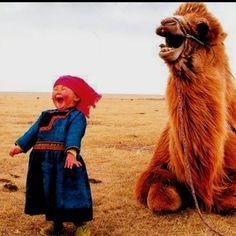 Mongolia....
