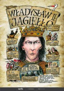 PAKIET: Poczet królów polskich (40 plakatów)