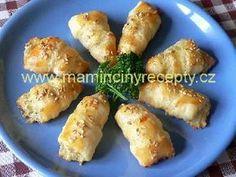 Z lístkového cesta Baked Potato, Pizza, Potatoes, Meat, Chicken, Baking, Ethnic Recipes, Food, Hampers