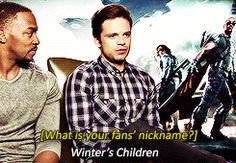 (3) Likes | Tumblr | sebastian stan | lol hahaha | winters children