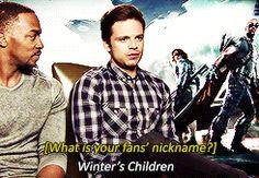 (3) Likes | Tumblr | sebastian stan | lol hahaha | winters children