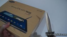 Samsung Galaxy Note 10.1 2014 Edition Android Tablet Unboxing (Video)