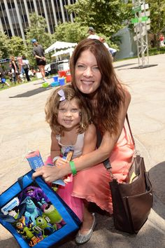 """Michelle Stafford - Elizabeth Glaser Pediatric AIDS Foundation's 24th Annual """"A Time For Heroes"""" - Inside"""