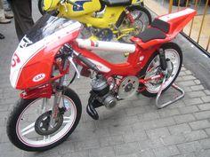 Moby de competicion. foto, Motoret para Amoticos.org