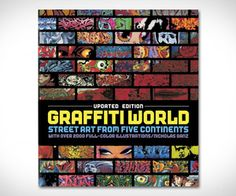 Graffiti World, now updated, is the most comprehensive and bestselling survey of graffiti art ever published. The original collection features more than 2,000 illustrations by over 150 artists around the world.