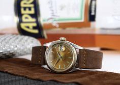 #Rolex #Datejust #6605 #1956 #steel #vintage #collector #steinermaastricht