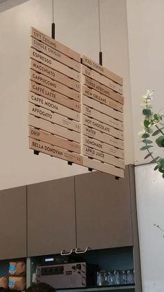 Blue Bottle Coffee Co - San Francisco, CA, United States. The menu