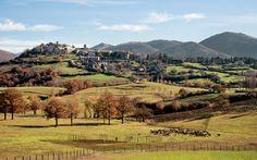 Fotografie da Monteleone: paesaggi borgo eventi | Monteleone di Spoleto