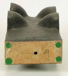 1stdibs.com | Tamiya Matsuda ( 1939-2011) Double Sided Abstract Ceramic Sculpture