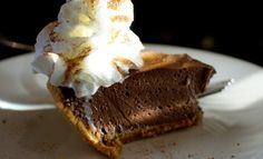 Nothing Beats Grandma's Chocolate Pie