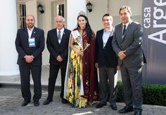 Javier Espina, ministro de Turismo de Mendoza presidió la 130ª Asamblea del CFT, en Brasil