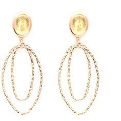 GFG Jewellery - Lily Rose Earrings ($385) ❤ liked on Polyvore featuring jewelry, earrings, rose earrings, studded jewelry, stud earrings, earring jewelry and 18k earrings