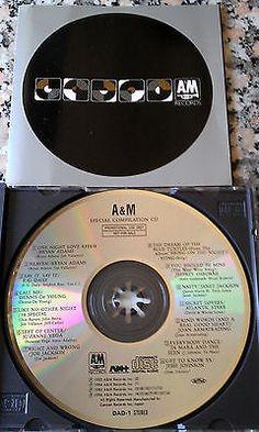 Everybody Dance Ta Mara And The Seen E.G. Daily Dennis De Young 80's RARE DJ CD
