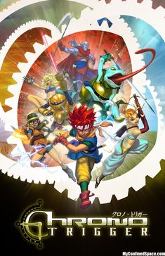 chrono trigger - Google Search