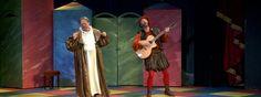 Bemutatták A didergő király című mesejátékot a Gárdonyi Géza Színházban. A Babszem Jankó Gyermekszínházzal közös produkciót Baráth Zoltán rendezte.