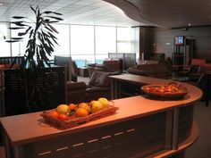 The Cezanne Lounge at France Marseille - Provence Terminal 1