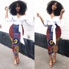 Clothing ideas on modern african fashion 344 African Fashion Designers, African Fashion Ankara, African Inspired Fashion, African Print Fashion, African Dresses For Women, African Attire, African Wear, African Print Skirt, African Print Dresses
