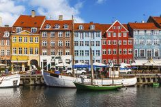 Copenhagen, Denmark | 53 Beautiful Cities Everyone Should Visit At Least Once