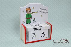 Calendário Permanente | Le Petit Prince