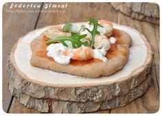 La cucina di Federica: Pizzette al farro integrale