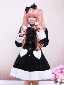 high quality gothic lolita outfits, sweet lolita coats, affordable lolita jackets - Lolitashow.com