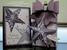 Stampin 'UP! A STAR FOR CHRISTMAS / Christmas Star | Delia Paperworld