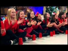 http:& The Late Late Toy Show Songs To Sing, Kids Songs, Cup Song, Christmas Concert, Christmas Cup, Primary Singing Time, Movement Activities, Music And Movement, Elementary Music