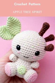 New tree diy crafts link 58 ideas Crochet Animal Patterns, Stuffed Animal Patterns, Amigurumi Patterns, Knitting Patterns, Crochet Gifts, Easy Crochet, Crochet Toys, Kids Crochet, Yarn Projects