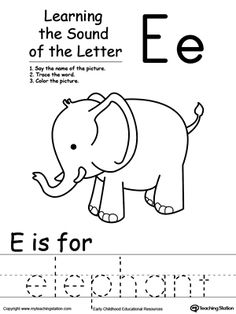 letters, alphabet worksheets, phonics worksheets, letter sound recognition worksheet,learning letter sound,alphabet worksheets,recognize the sound of the letter E
