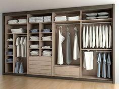 Resultado de imagem para medidas de la ropa de armario