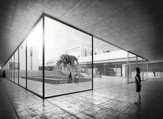 Wettbewerbsentwürfe zum Bauhaus-Archiv Berlin / My Bauhaus is better than yours - Architektur und Architekten - News / Meldungen / Nachrichten - BauNetz.de
