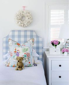 An Australian Designer's Updated Home Full of Blue and White – Blue and White Home