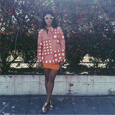 Hannah Bronfman | Preen Eyewear