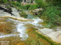 Water spring at Kanhatti Garden, Soon Valley