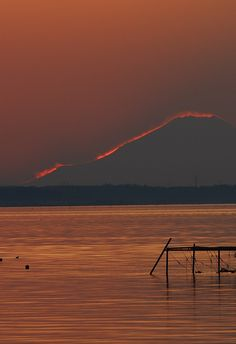 Mt. Fuji, Japan Monte Fuji, Shizuoka, Mont Saint Michel, Yokohama, Ciel, Japan Travel, Terra, Nature Photography, Sunrise