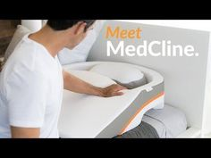 Select the appropriate size according to your comfort & shop for the MedCline reflux relief system for a sound night sleep. Contact us today for more details.