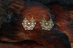 Geo's 3  ear jewelry