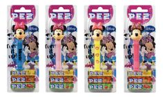 PEZ Minnie stylish dispensers 2014