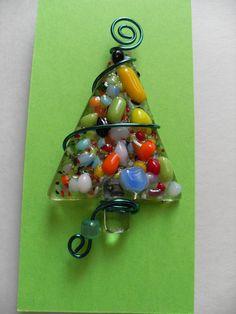 idea for fused christmas tree ornament