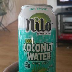 Good stuff @drinknilo Coconut Water, Food, Agua De Coco, Hoods, Meals