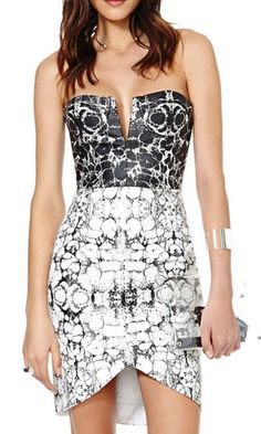 Marble Dress