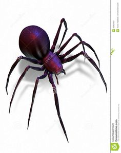 Resultado de imagen de la viuda negra araña