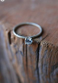 16 Stunning Alternatives To A Diamond Engagement Ring (including some that look a whole lot like diamonds!) #APBling | Aisle Perfect