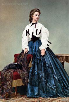 Empress Elisabeth of Austria - (Sissi)