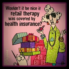 Retail therapy   All Other