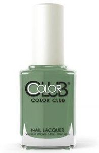 Color Club Nail Polish, Jardin Green 1316 Color Club Nail Polish, Opi Nail Polish, Nail Treatment, China Glaze, Stylish Nails, Feet Care, Manicure And Pedicure, Essie, Nail Colors