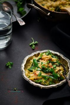 Vaghareli Rotli (Masala Roti in Yogurt) - Binjal's VEG Kitchen