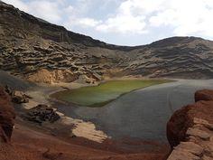 Aida Kreuzfahrt Kanaren und Madeira - Lanzarote - Lago Verde